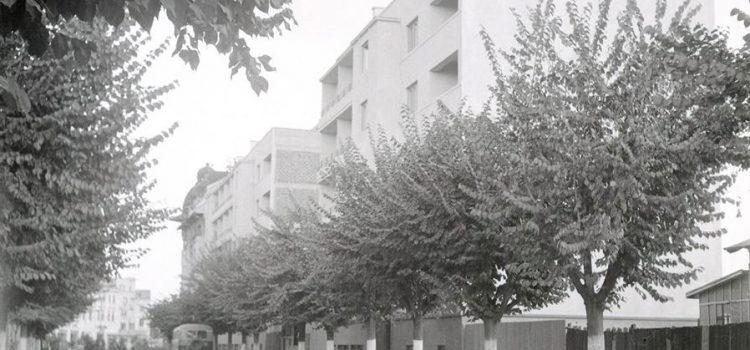 Strada Doftanei – 1960