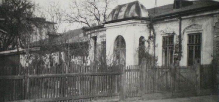 O casă de pe strada Alexandru Odobescu – 1971