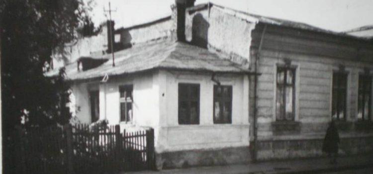 O casă de pe strada Plăieșilor – 1971