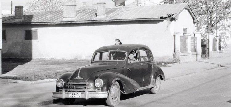 Pe strada Maramureş – 1962