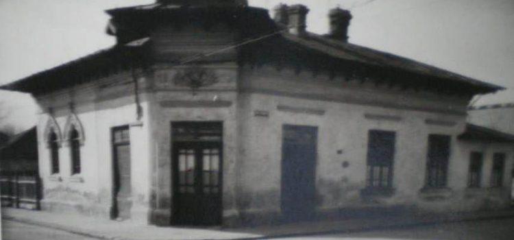 Strada Veniamin Costache colţ cu Clemenţei –  1971