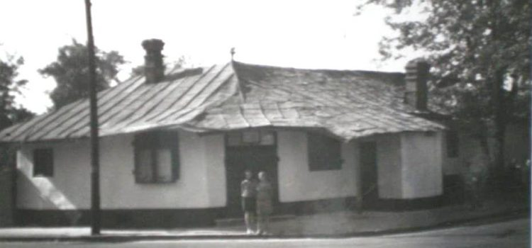 Un vechi han pe strada Traian – 1970