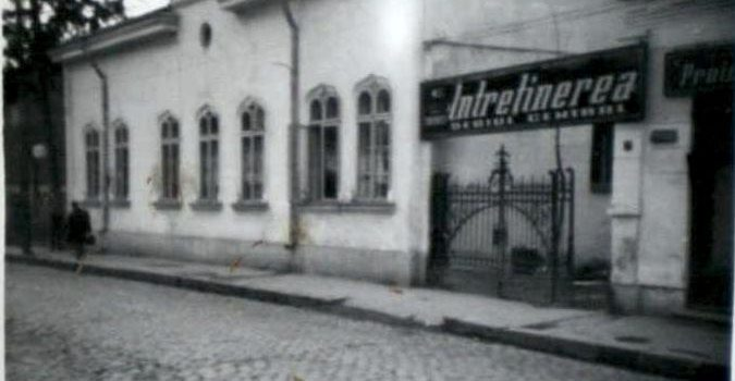 Pe strada Romană – 1971