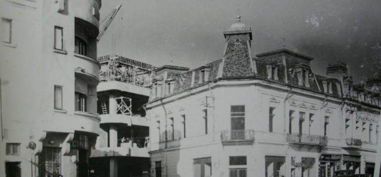 Centrul Ploieștiului în vremea prefacerilor din 1965-1971.