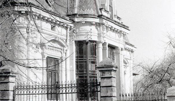 Casa Nicolae Răşcanu – foto 1981