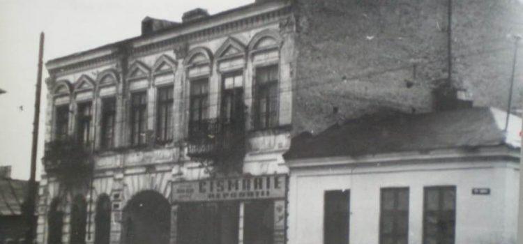 Vechi han cu boltă ridicat pe la 1864 – strada Carpati
