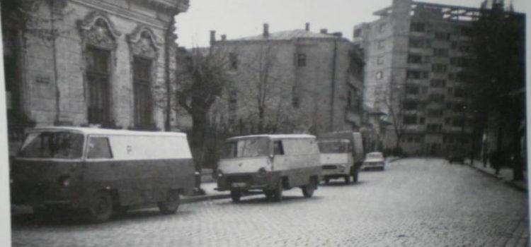 Undeva pe strada Văleni – foto 1970