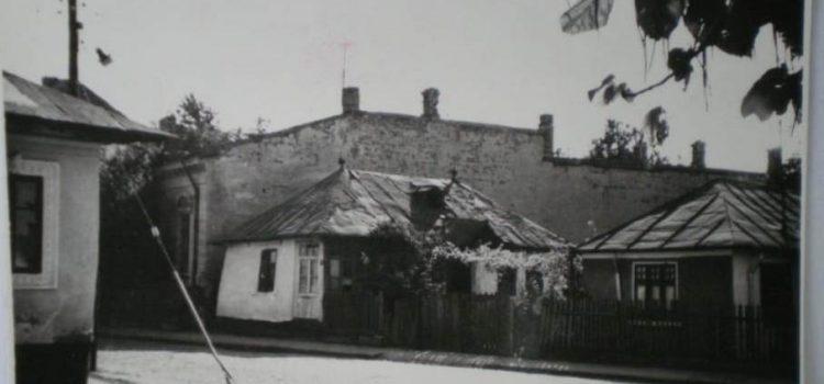Pe strada Plăieșilor – 1970