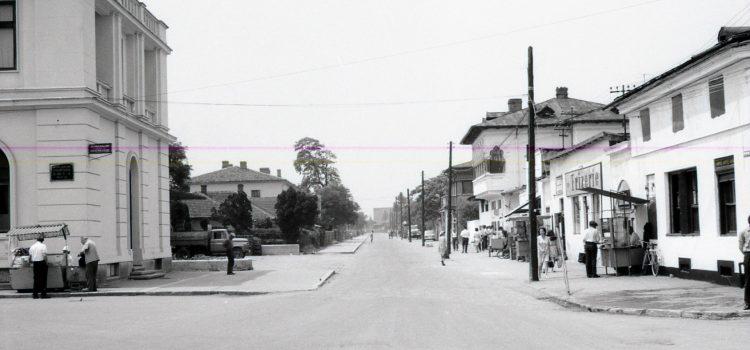 Piața Gării de Sud – 1969