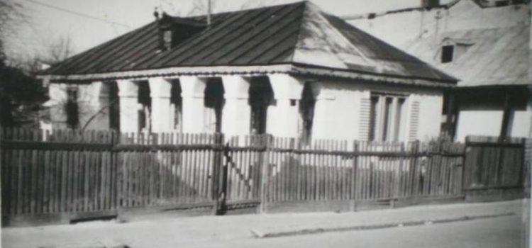 Undeva pe strada Veniamin Costache – 1971