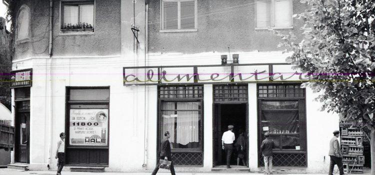 Zona Gara de Sud – foto 1969