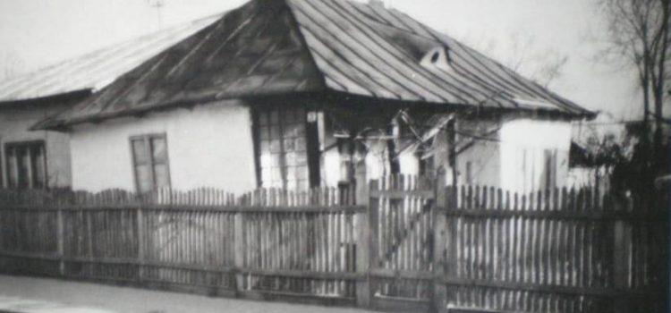 Casă veche pe strada Veniamin Costache – 1970