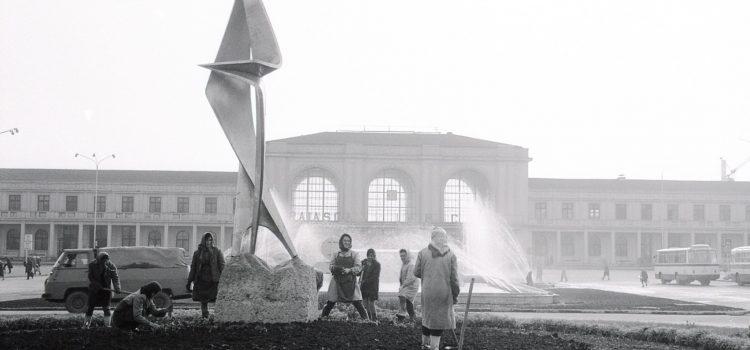 Gara de Sud – foto 1973