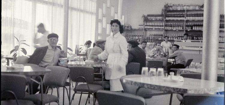 Restaurantul Cina – foto 1963