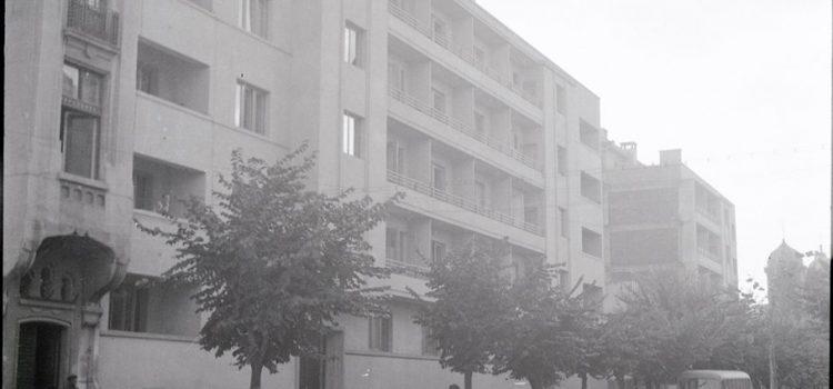 Strada Doftanei – foto 1965