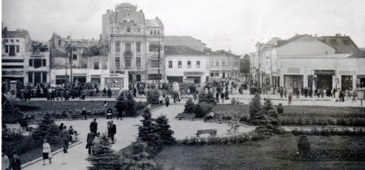 Fosta Piața Unirii – foto 1960
