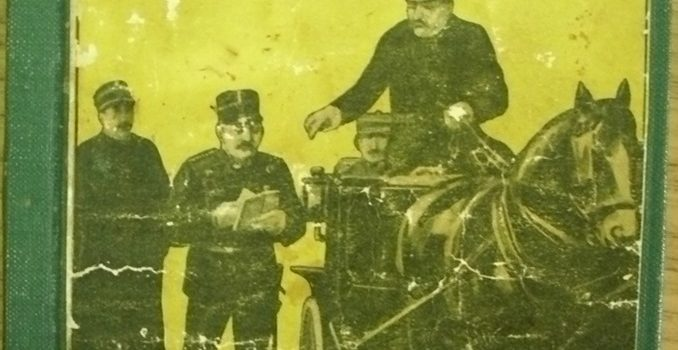 Primul ghid al orașului Ploiesti. Autor Dumitru Carapancea – 1914