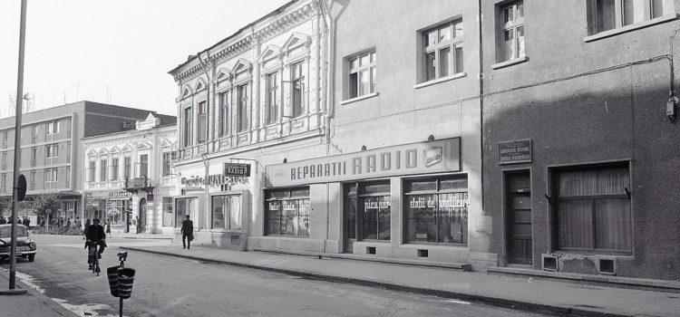 Strada Mihail Kogălniceanu (fostă Franceză) – 1968