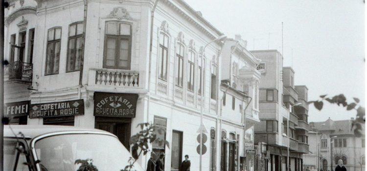 Fosta strada Dimitrov (actuala Toma Caragiu) – foto 1969