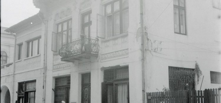 Case dispărute de pe actuala stradă Toma Caragiu – foto 1969