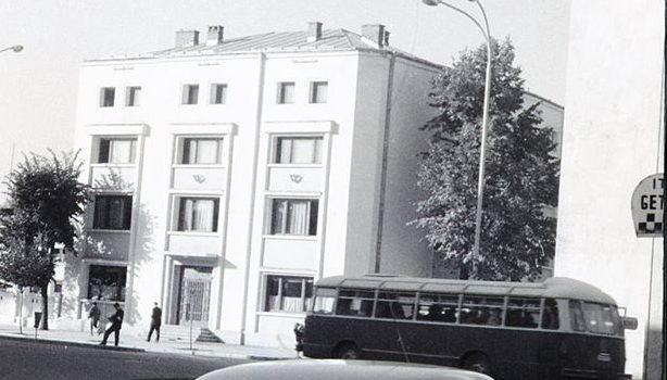 Centrul orașului Ploiești – foto 1962