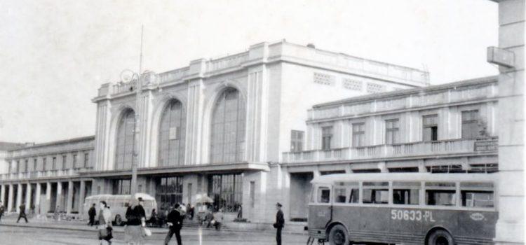 Gara de Sud – foto 1963