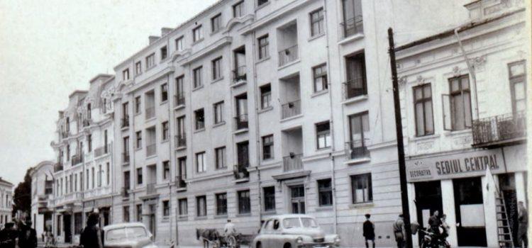 Pe strada Romană – foto 1962