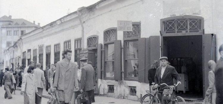 1965 – Fosta piață Paris.