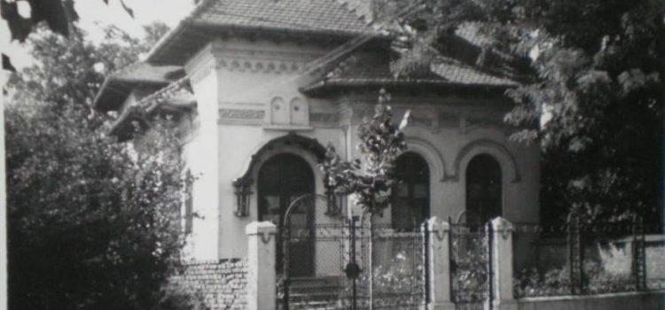 1969 – Undeva pe strada I.L. Caragiale