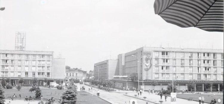 Piata 16 Februarie – foto 1964
