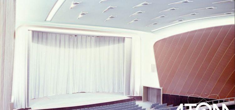 """Vechiul """"Cinemascop"""" – foto 1963"""