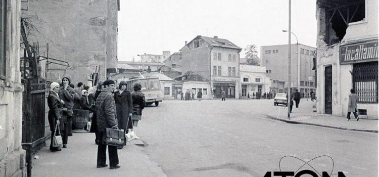 Strada Romană – foto 1977