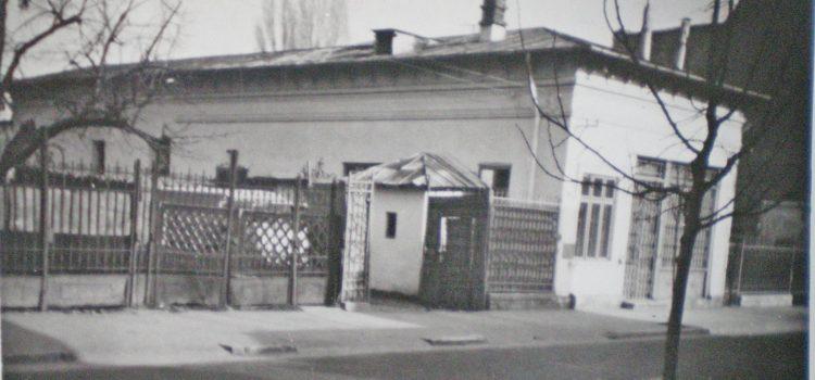 Pe Calea Câmpinii fosta brutărie Zurdunis – foto 1971