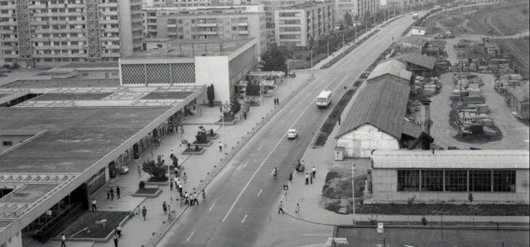Șoseaua Nordului – foto 1970