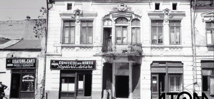 Pe fosta stradă Pantofarilor – foto 1969