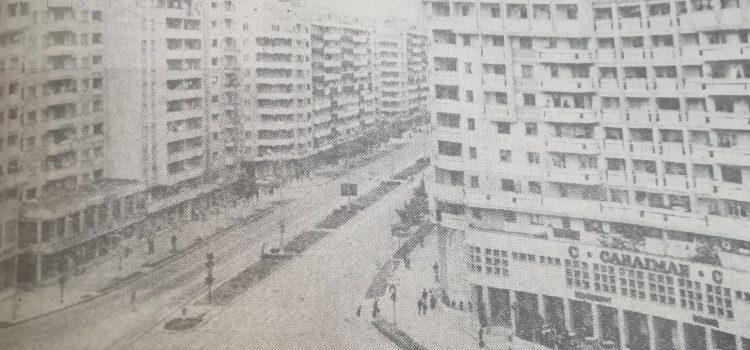 """""""La două tramvaie"""" – foto 1989"""