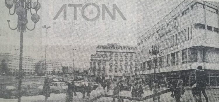 "Fostul magazin ""OMNIA"" – foto 1988"