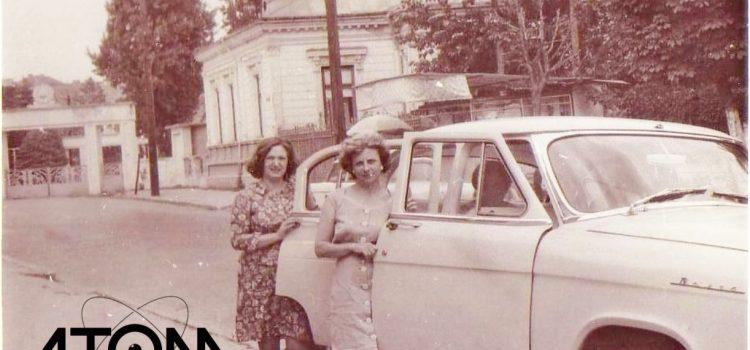 Pe strada Buna Vestire, fostă Karl Marx – foto 1962