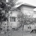 Casa boierului Gheorghe Iordache Cantacuzino – foto 1982