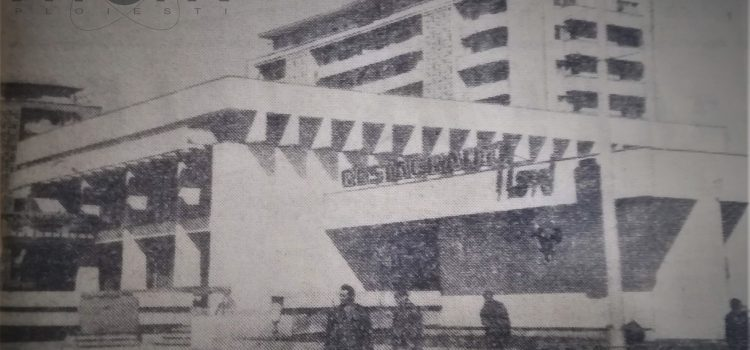 "Restaurant ""Nord"" – foto 1970"