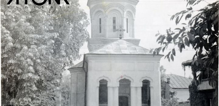 "Biserica ""Sfinţii Voievozi"" – foto 1963"