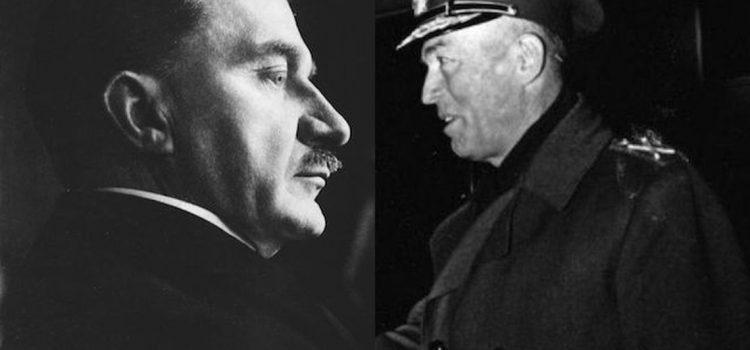 Iuliu Maniu și Ion Antonescu, front comun pentru abdicarea regelui.