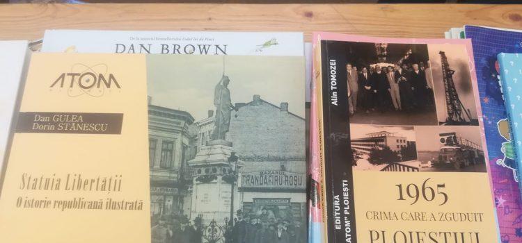 Editura ATOM prezentă și în librăria Humanitas.