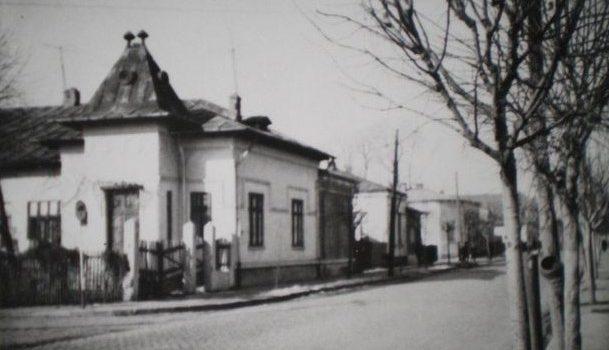 Pe strada Gheorghe Doja – foto 1971