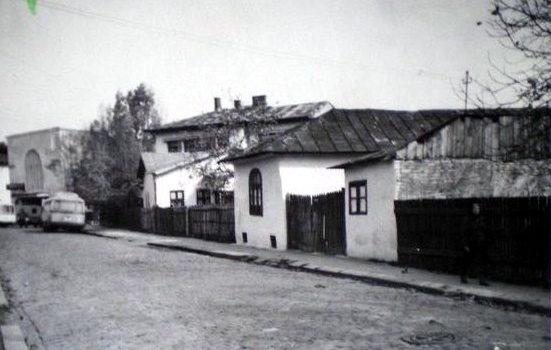 Strada Anton Pann – foto 1970