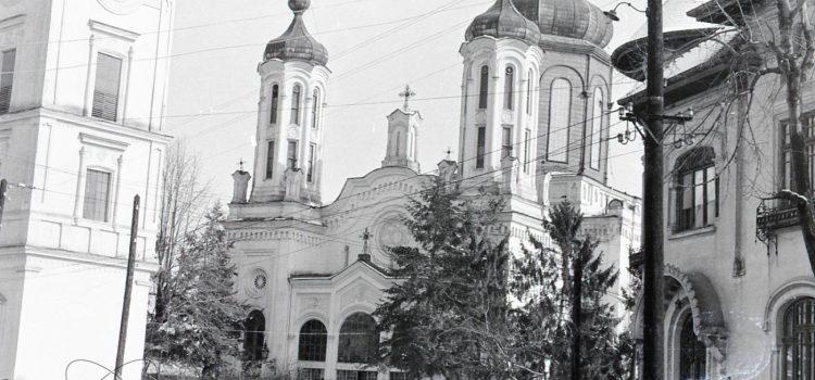"Biserica ""Sfânta Vineri"" – foto 1964"