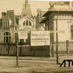 """Fosta casă """"Radu Stanian"""" – foto 1920"""