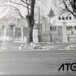 La Rondul I pe Bulevardul Independenței – foto 1984