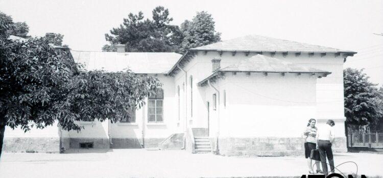 Fosta școală primară de fete nr. 5 – foto 1973