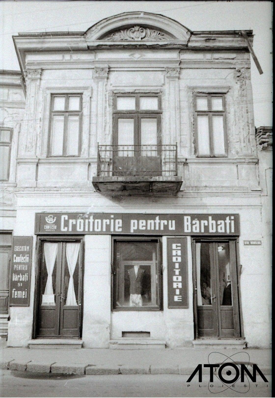 Casă în stil clasic – strada Bobâlna, 1979